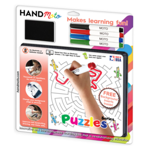 simple tool for children to learn, memorize, improve motor skills and more